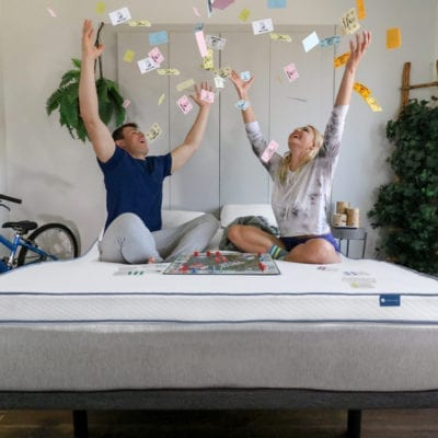 Naturally Nestled's Mattress Toppers Featured in Redfin's Cozy Bedroom Design Ideas