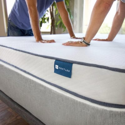 Naturally Nestled Toppers Are Featured on The Mattress Underground!