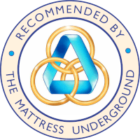 Recommended by The Mattress Underground